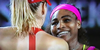 Maria Sharapova, Serena Williams Australian Open 2015