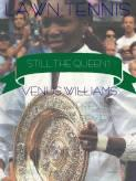 Venus Williams Lawn Tennis Magazine Cover