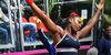 Serena Williams USA Italy Fed Cup 2015