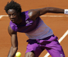 Gael Monfils French Open