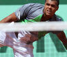 Jo-Wilfried Tsonga French Open