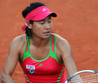 Kimiko Date Krumm French Open