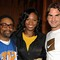 Spike Lee, Serena Williams, Roger Federer US Open 2008, Lawn Tennis Magazine