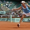 Michelle Larcher de Brito French Open Roland Garros 2009, Lawn Tennis Magazine