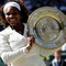 Serena Williams Wimbledon Winner, Lawn Tennis Magazine