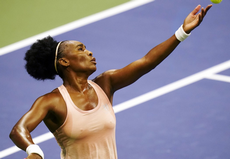Venus Williams Falls Tuesday At the US Open